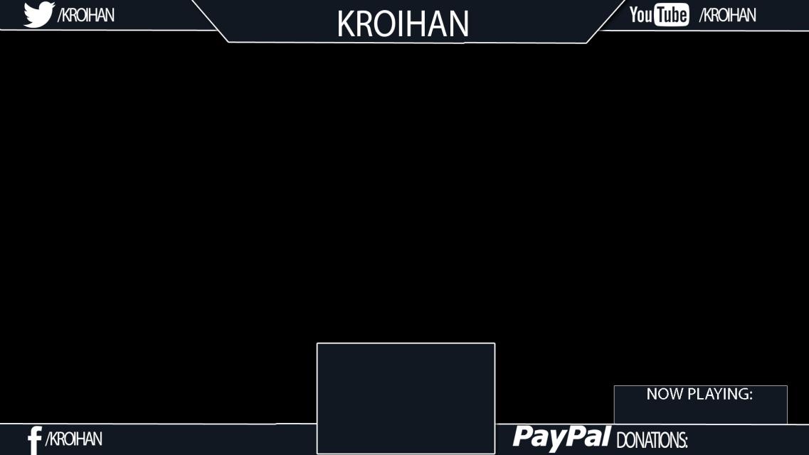 Simple Stream Overlay Twitch